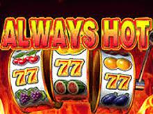 Always Hot – виртуальный слот онлайн