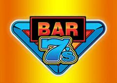 Слот Bar 7's