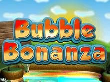 Играть на деньги с электронного кошелька в Bubble Bonanza
