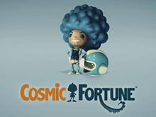 Играть на деньги с платежных систем в Cosmic Fortune