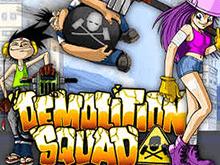 Онлайн слот Команда Демонтажников