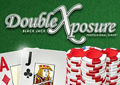 Карточная игра Double Exposure Blackjack Pro Series