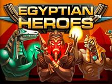Egyptian Heroes – виртуальный автомат онлайн