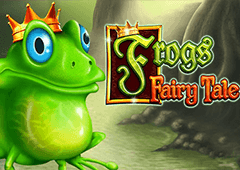 Слот Frogs Fairy Tale