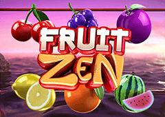 Слот Fruit Zen