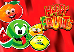 Слот Happy Fruits