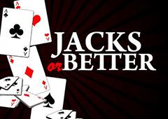 Карточная игра Jacks or Better