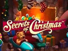 Играть на настоящие деньги в азартную игру Secrets Of Christmas