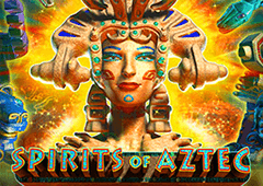 Слот Spirits of Aztec