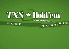 Карточная игра TXS Hold'em Pro Series