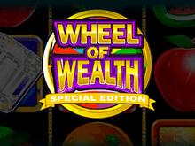 В видео-слоте Wheel Of Wealth Special Edition делайте ставки на реальные деньги