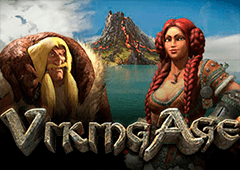 Viking Age слот бесплатно онлайн